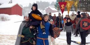 Re middelalderdager 2013