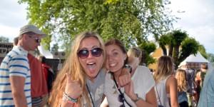 Re-fjes på Slottsfjellfestivalen 2013