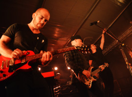 Sons of Bane på Re minifestival 2015. Foto: Synne Eggum Myrvang