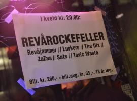 Revårockefeller 2015. Foto: Synne Eggum Myrvang