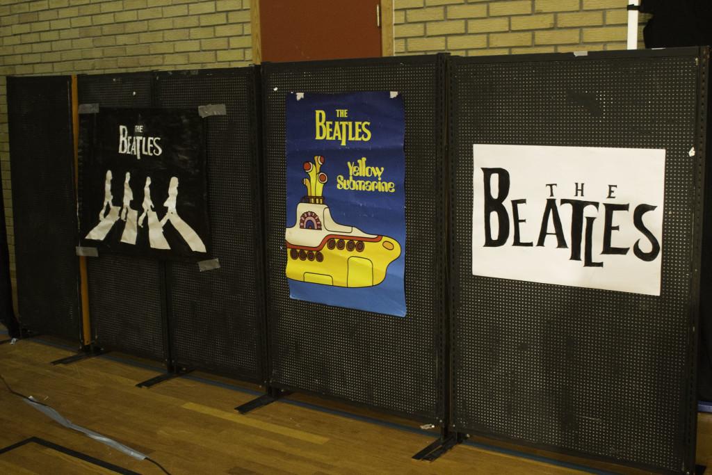 beatles plakater