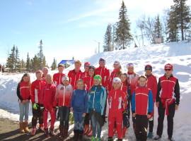Skiskytterstevne Liatoppen