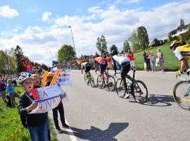 Tour of Norway gjennom Re 2016