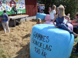 Åpen gård på Bygdetunet Brår 2017