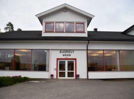 Åpning av nye Bjerkely skole