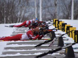 Kretsmesterskap i skiskyting på Bibo 2018