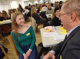 Visjonskonferanser for nye Tønsberg kommune