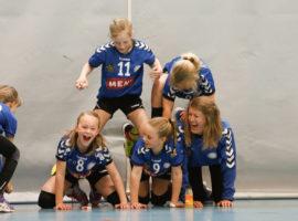 Ramnes IF håndball – Slottsfjellcup 2019