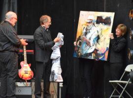 Sommerkonsert med Storbandet Fokus og Trine Rein