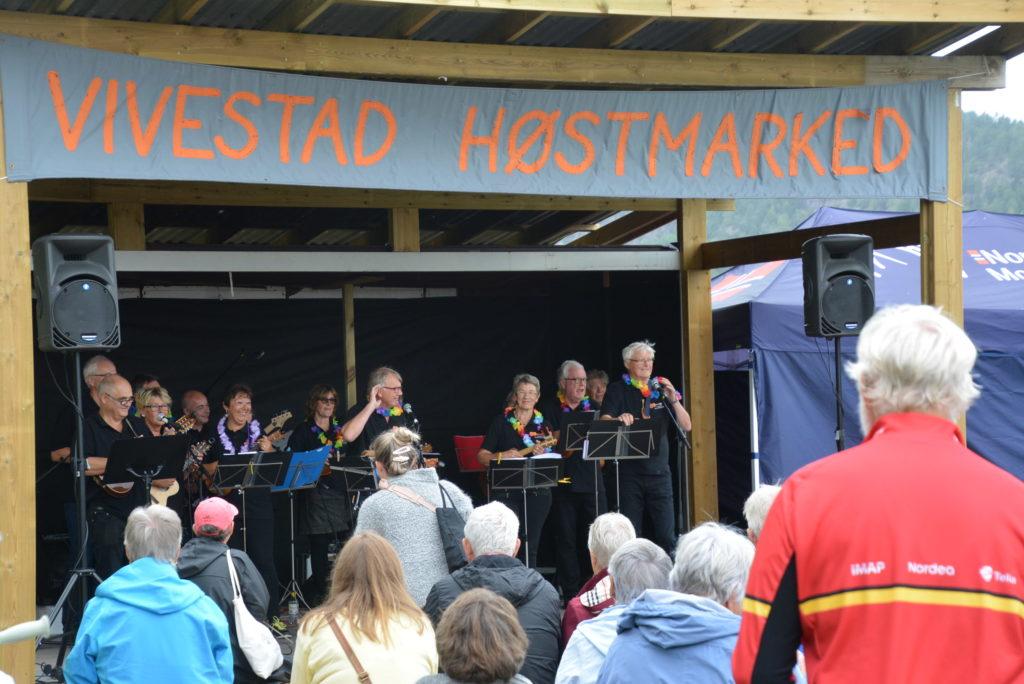 4.000 besøkende trossa variert vær i Vivestad ReAvisa