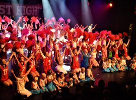 Heges jazzballett – High school musical